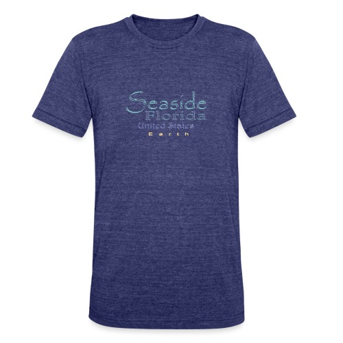 Seaside Shirt Designs_PNG - Unisex Tri-Blend T-Shirt