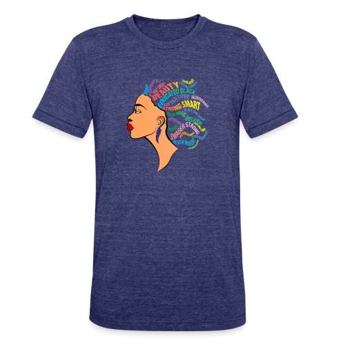 Strong Black Women - Unisex Tri-Blend T-Shirt