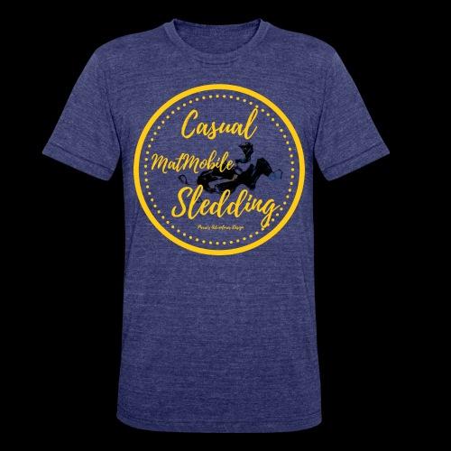 Casual MatMobile Edition - Unisex Tri-Blend T-Shirt