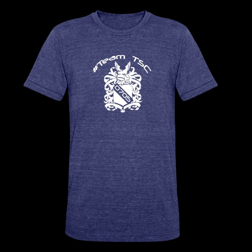 TeamTSC 05 Shield - Unisex Tri-Blend T-Shirt