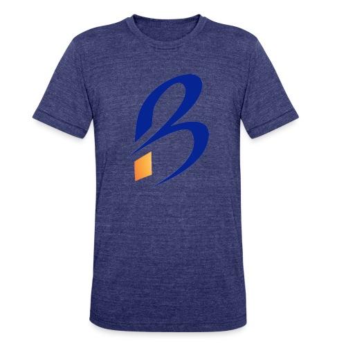 (bradylogo_copy) - Unisex Tri-Blend T-Shirt