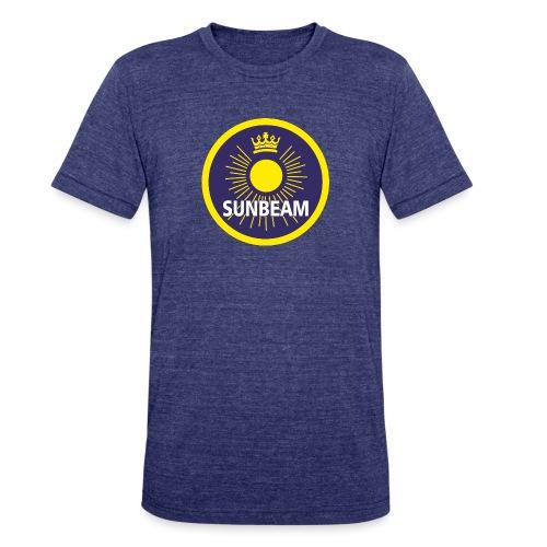Sunbeam emblem - AUTONAUT.com - Unisex Tri-Blend T-Shirt