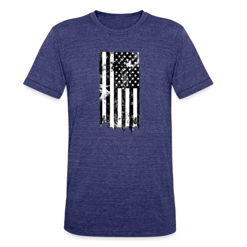 we the people no txt.png - Unisex Tri-Blend T-Shirt