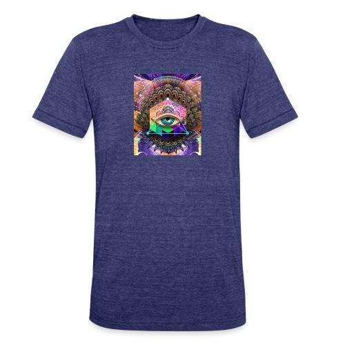 ruth bear - Unisex Tri-Blend T-Shirt