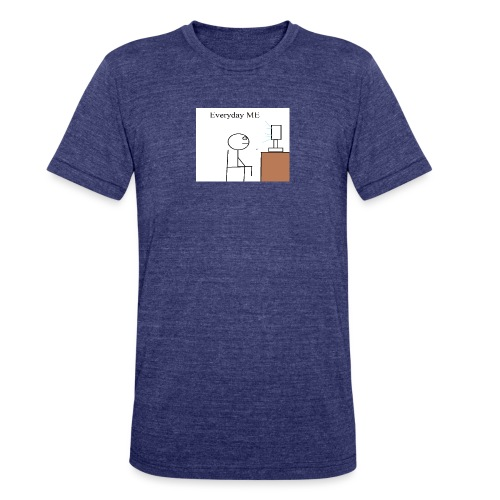 Everyday ME - Unisex Tri-Blend T-Shirt