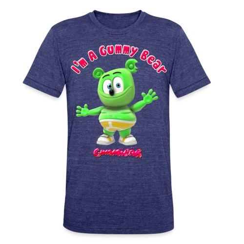 I'm A Gummy Bear - Unisex Tri-Blend T-Shirt