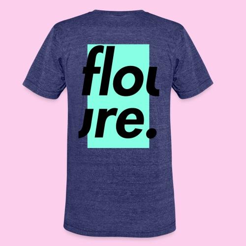 FLOURE CUT 2 PIECES - Unisex Tri-Blend T-Shirt