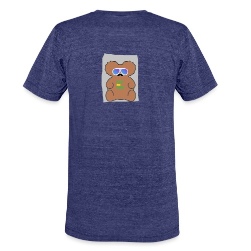 Aussie Dad Gaming Koala - Unisex Tri-Blend T-Shirt