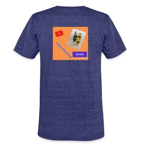 Luke Gaming T-Shirt - Unisex Tri-Blend T-Shirt