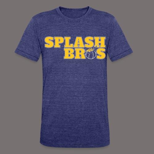 Splash Brothers - Unisex Tri-Blend T-Shirt