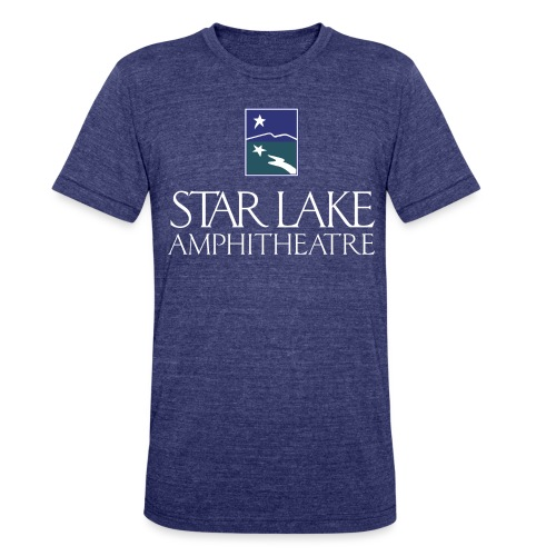 Star Lake on Color - Unisex Tri-Blend T-Shirt