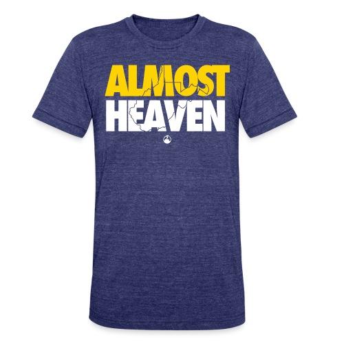 ah_2_new - Unisex Tri-Blend T-Shirt