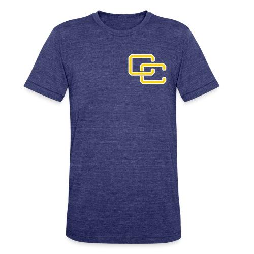 cc hat - Unisex Tri-Blend T-Shirt