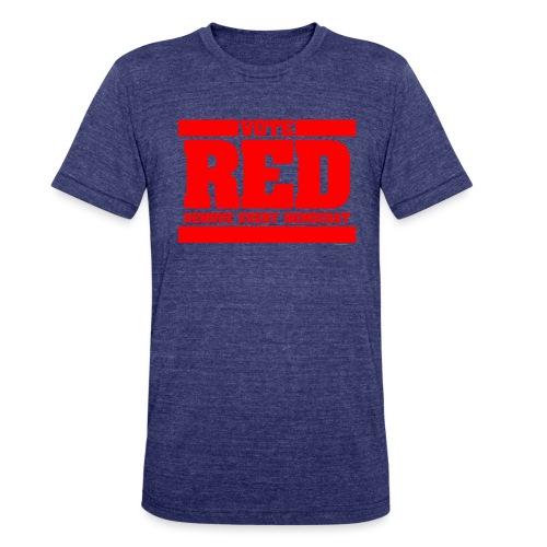 Remove every Democrat - Unisex Tri-Blend T-Shirt