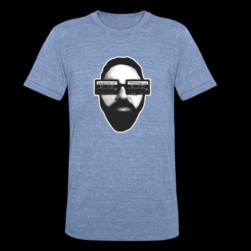 Spaceboy Music RetroVision - Unisex Tri-Blend T-Shirt