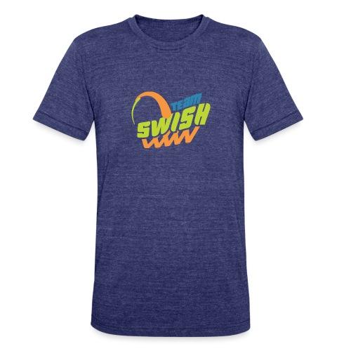TeamSwish logo2 20 - Unisex Tri-Blend T-Shirt