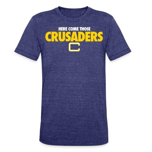 HereComeThose - Unisex Tri-Blend T-Shirt
