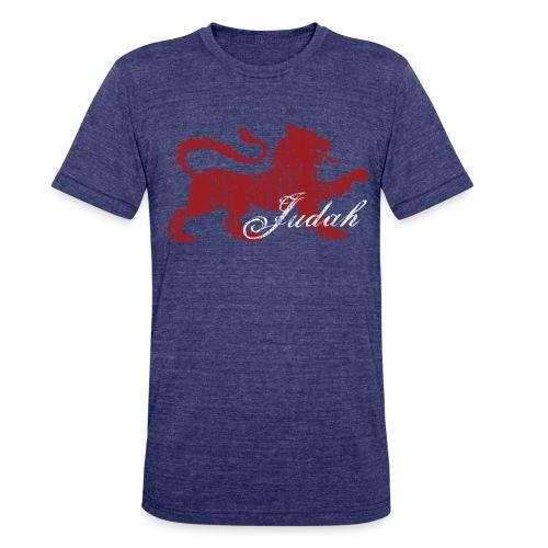 The Lion of Judah - Unisex Tri-Blend T-Shirt