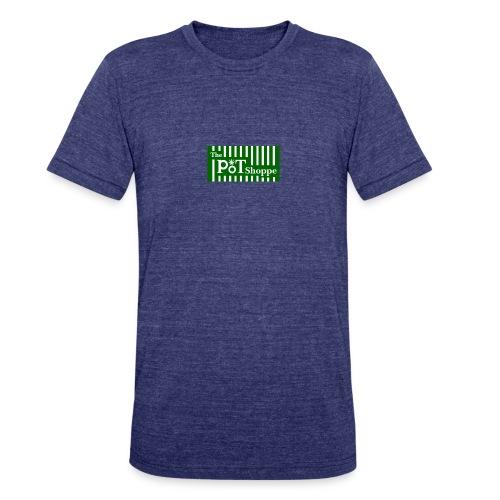 The Pot Shoppe Logo - Unisex Tri-Blend T-Shirt