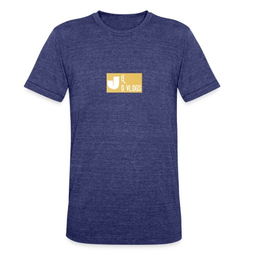 J & O Vlogs - Unisex Tri-Blend T-Shirt