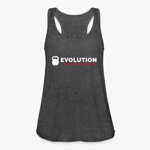 Evolution Strength & Performance - Women's Flowy Tank Top by Bella