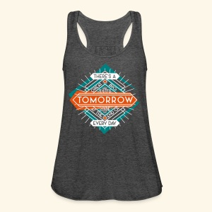 Carousel's Promise - Women's Flowy Tank Top by Bella