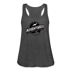 Adventures In Voluntourism - Women's Flowy Tank Top by Bella