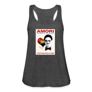Amori for Mayor of Los Angeles eco friendly shirt - Women's Flowy Tank Top by Bella