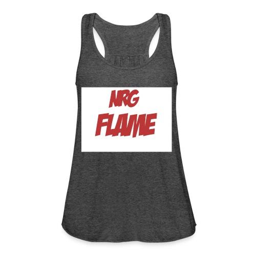 FLAME - Women's Flowy Tank Top by Bella