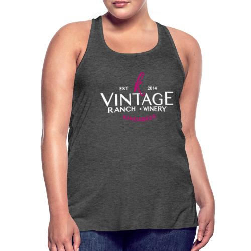 Kingsbrier Vintage 2014 - Women's Flowy Tank Top by Bella