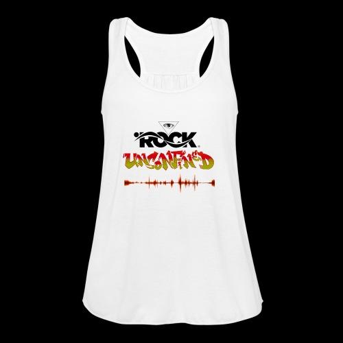 Eye Rock Unconfined - Women's Flowy Tank Top by Bella