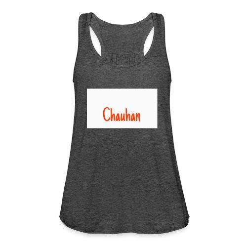 Chauhan - Women's Flowy Tank Top by Bella