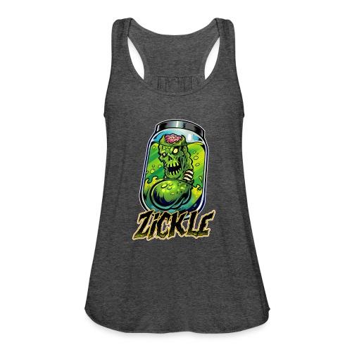 Zickle [Variant] - Women's Flowy Tank Top by Bella