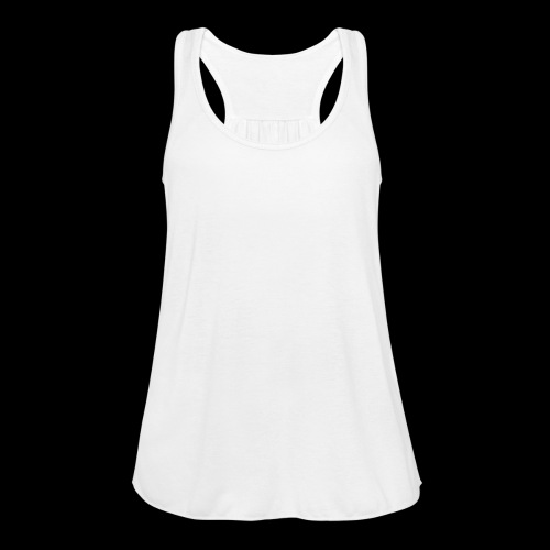 RKStudio White Logo Version - Women's Flowy Tank Top by Bella