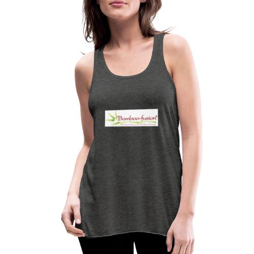 Bamboo-Fusion company - Women's Flowy Tank Top by Bella