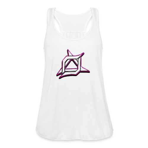 Oma Alliance Pink - Women's Flowy Tank Top by Bella