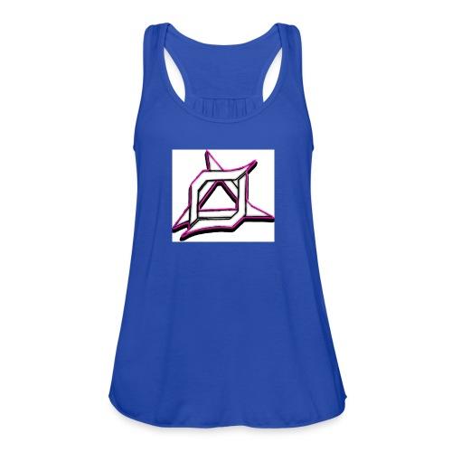 Oma Alliance Pink - Women's Flowy Tank Top by Bella