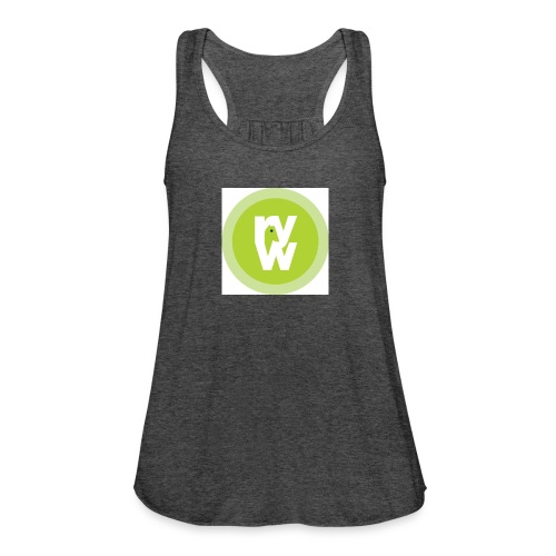 Recover Your Warrior Merch! Walk the talk! - Women's Flowy Tank Top by Bella