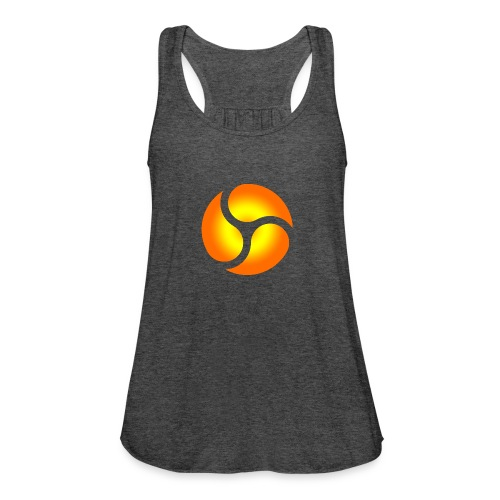 triskele harmony - Women's Flowy Tank Top by Bella