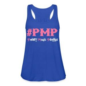 pmp - Women's Flowy Tank Top by Bella