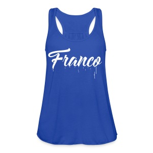 Franco Paint - Women's Flowy Tank Top by Bella