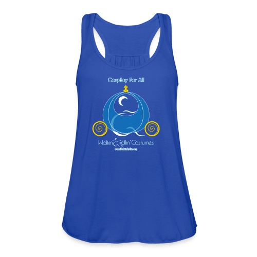 Cosplay For All: Cinderella - Women's Flowy Tank Top by Bella