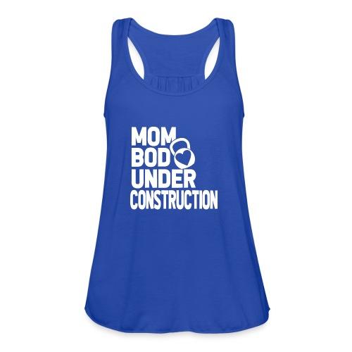 MOM BOD - Women's Flowy Tank Top by Bella