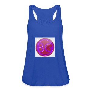 Brother Gaming 2016 logo apparel - Women's Flowy Tank Top by Bella