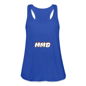 MMB - Women's Flowy Tank Top by Bella
