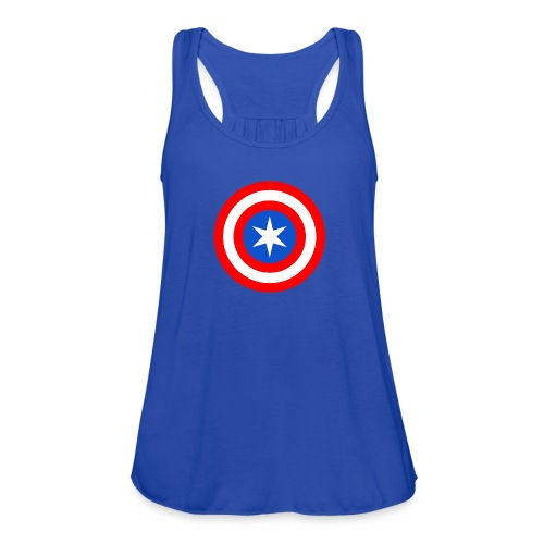 Captain Chicago - Women's Flowy Tank Top by Bella