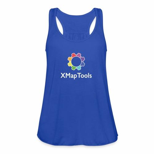 XMapTools - Women's Flowy Tank Top by Bella