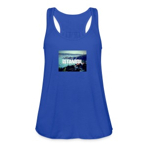 Istanbul Lovers - Women's Flowy Tank Top by Bella