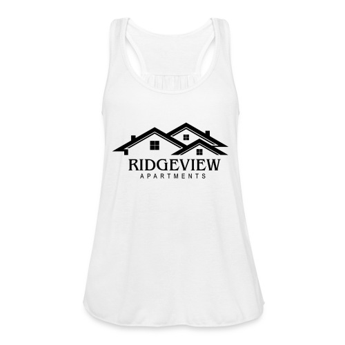 Ridgeview Apartments - Women's Flowy Tank Top by Bella