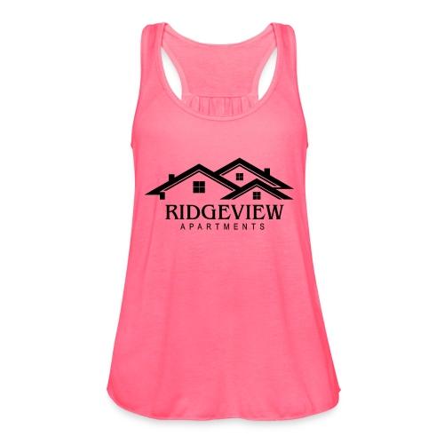 Ridgeview Apartments - Women's Flowy Tank Top by Bella